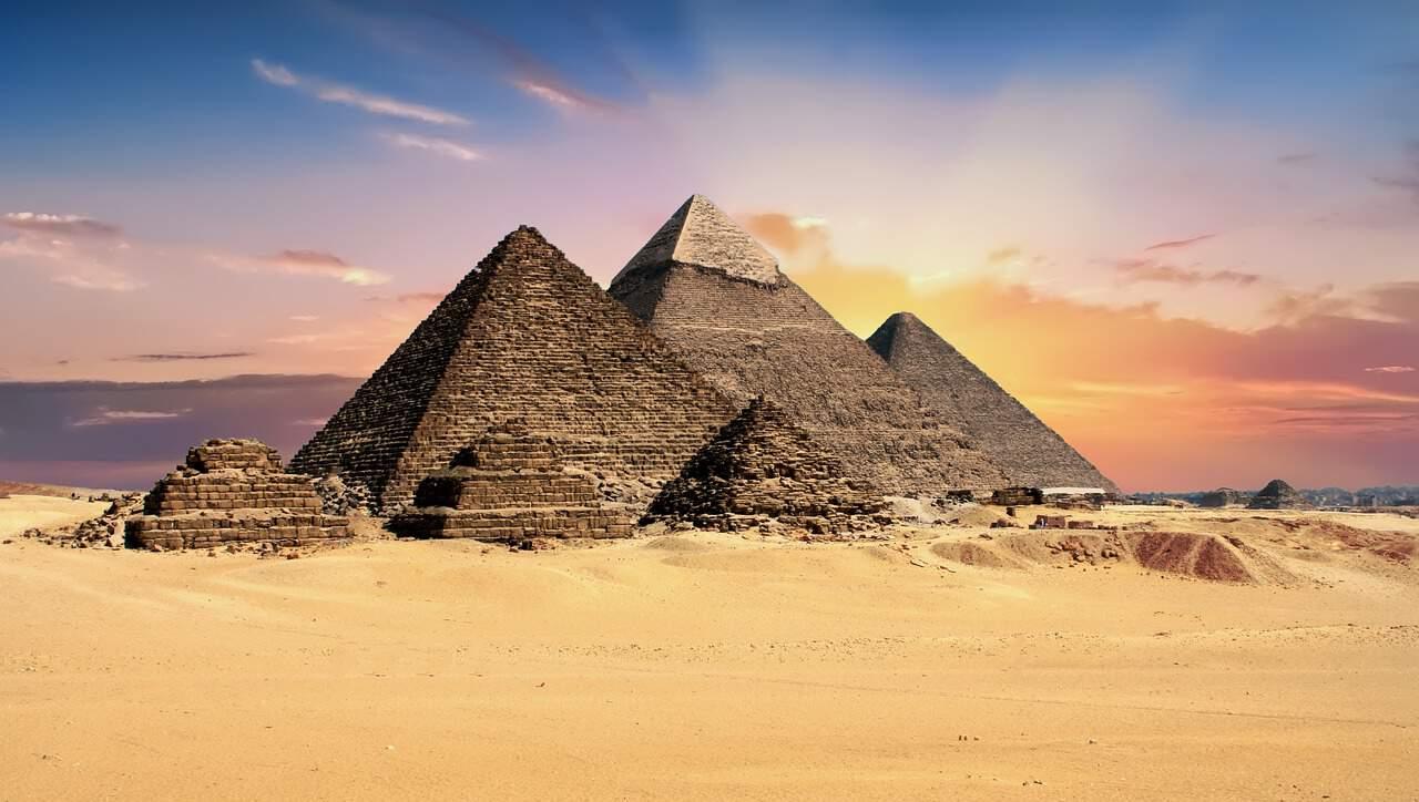 Day 2 - CAIRO - PIRAMIDES